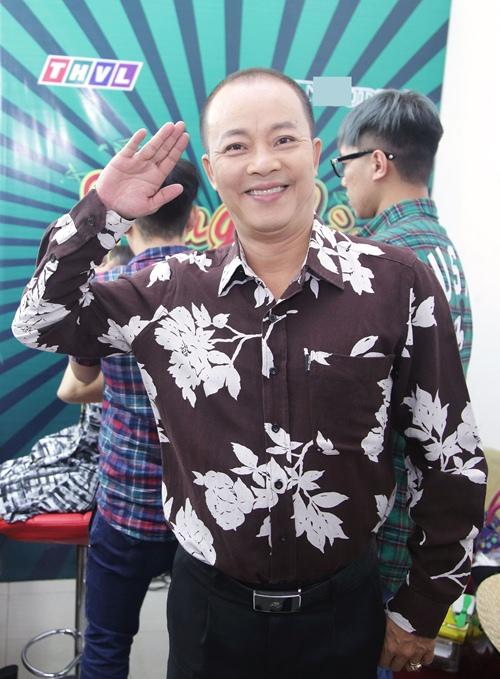 """duc hai khoe dang """"bung phe"""" dang yeu ben viet huong, bach long - 1"""