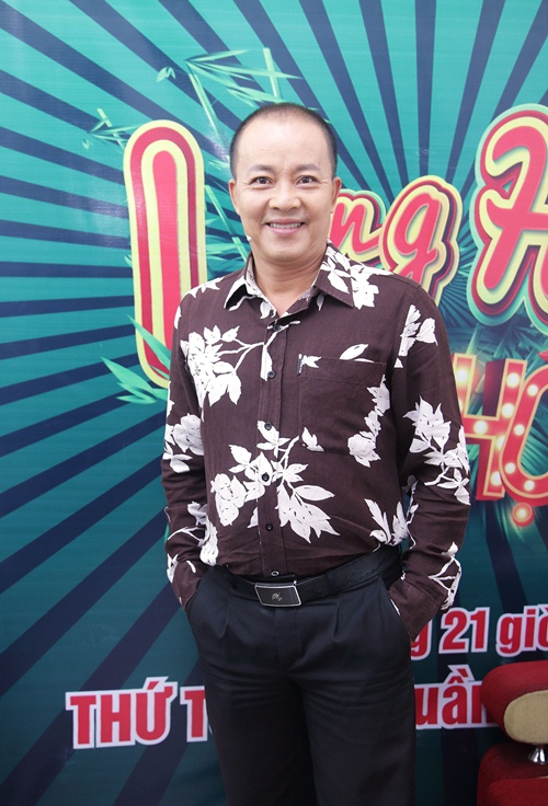 """duc hai khoe dang """"bung phe"""" dang yeu ben viet huong, bach long - 2"""