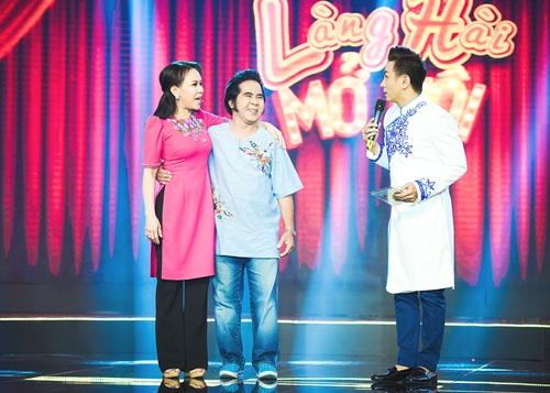 """duc hai khoe dang """"bung phe"""" dang yeu ben viet huong, bach long - 8"""