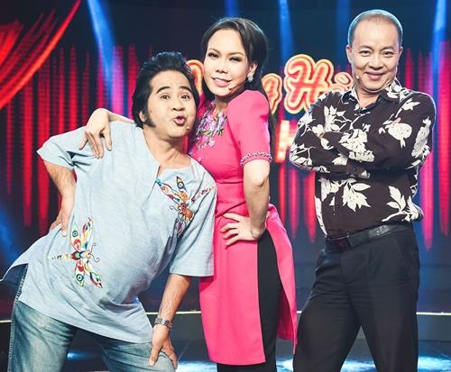 """duc hai khoe dang """"bung phe"""" dang yeu ben viet huong, bach long - 11"""