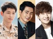 """Làng sao - Tài tử Jo In Sung thừa nhận """"rung động"""" với Song Joong Ki"""