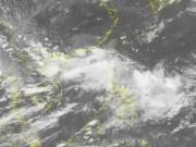 Tin tức - Áp thấp nhiệt đới kép hướng vào Việt Nam, có khả năng mạnh lên thành bão