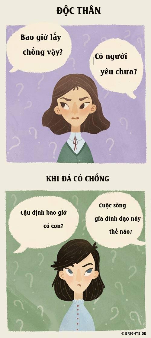 su khac nhau giua phu nu co chong va chua chong - 2