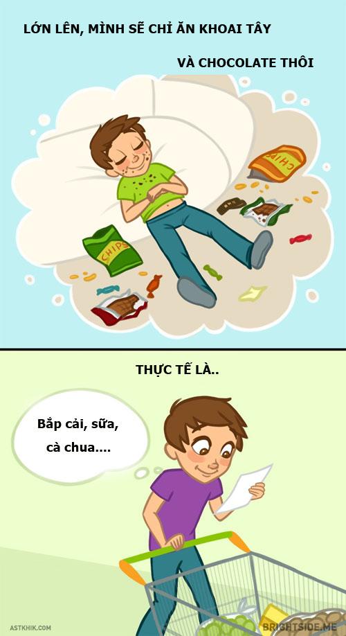 9 su that 'nga ngua' ma luc be luon nghi lon len se khong bao gio lam lai... - 1
