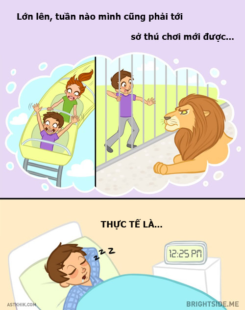 9 su that 'nga ngua' ma luc be luon nghi lon len se khong bao gio lam lai... - 7