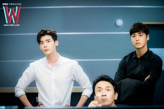 """hai the gioi"" tap 9: han hyo joo chet lang vi lee jong suk da quen co - 12"