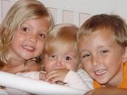 """Làm mẹ - Sự """"tái sinh"""" kỳ diệu của 3 đứa trẻ qua đời vì tai nạn giao thông"""