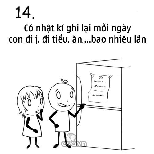 "nhung tinh huong nuoi con 100% chi em tam dac vi ""chuan khong can chinh"" - 14"