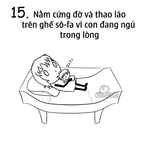 "nhung tinh huong nuoi con 100% chi em tam dac vi ""chuan khong can chinh"" - 15"