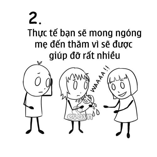 "nhung tinh huong nuoi con 100% chi em tam dac vi ""chuan khong can chinh"" - 2"