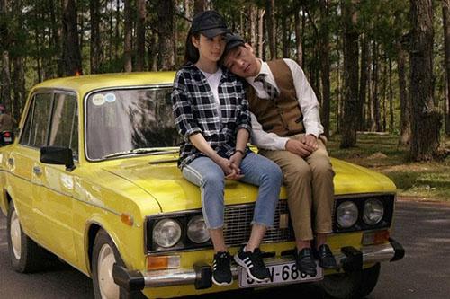 "truong giang say nang ""co taxi"" angela phuong trinh - 1"