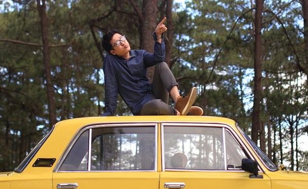 "truong giang say nang ""co taxi"" angela phuong trinh - 4"