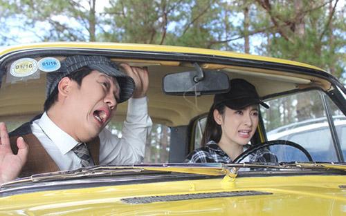 "truong giang say nang ""co taxi"" angela phuong trinh - 6"