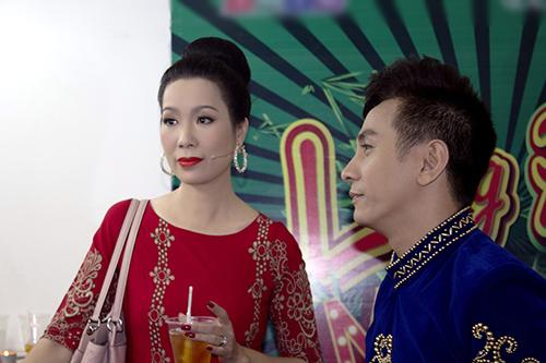 a hau trinh kim chi dat show lam giam khao - 3
