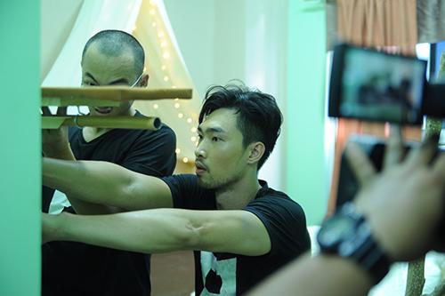 """can ho trong mo: su tro lai an tuong cua """"trai dep"""" quang huan - 9"""