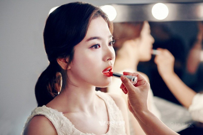 song hye kyo mat moc luc nao cung dep nhu the nay! - 4