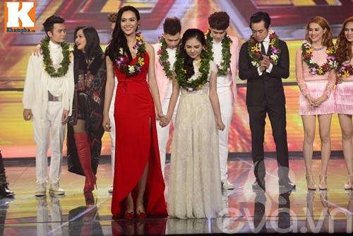 "x-factor 2016: minh nhu ""vuot mat"" truong kieu diem tro thanh quan quan - 6"