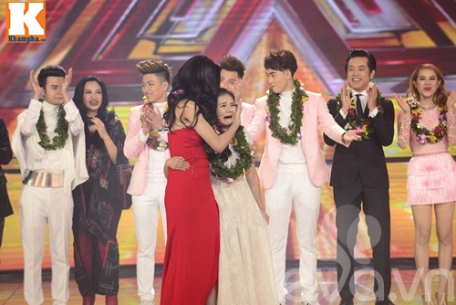 "x-factor 2016: minh nhu ""vuot mat"" truong kieu diem tro thanh quan quan - 7"