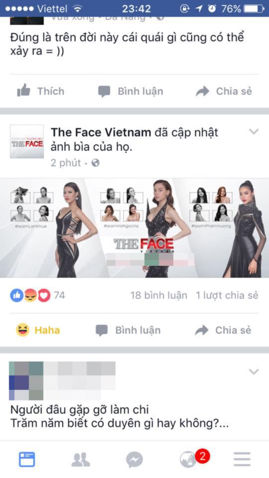 the face viet nam: da lo top 3 cua chuong trinh la ai roi sao? - 1