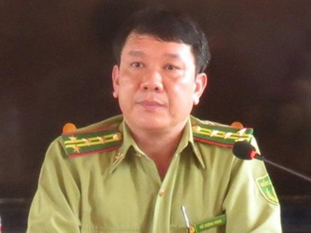 """vu ban lanh dao yen bai: nghi can khong phai kiem lam """"noi"""" - 1"""