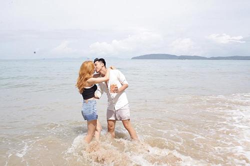 """sau khi bi """"tuyt coi"""", huong giang idol tung mv khong chut canh nong - 5"""