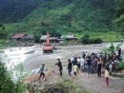 Tin tức - Sập hầm vàng ở Lào Cai: 9 người đã chết, số nạn nhân tăng từng giờ