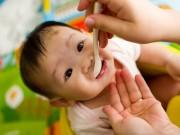 Làm mẹ - Mẹ cần biết: Chế độ ăn dặm cho trẻ từ 6 đến 18 tháng tuổi