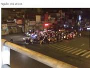 Tin tức - Xôn xao 'nghi án' bắt cóc trẻ em tại phố Chùa Bộc tối 22/8 bị tung lên mạng