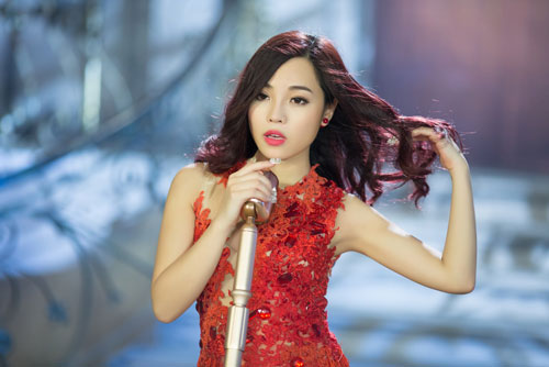 """ban sao ngoc khue tai sao mai 2015 may man duoc tu dua """"do dau"""" - 3"""