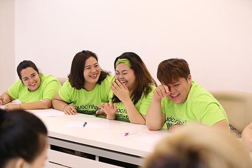 """bo ba huong - ha - khue ngoi ghe nong show danh cho nguoi """"thua can, beo phi"""" - 10"""