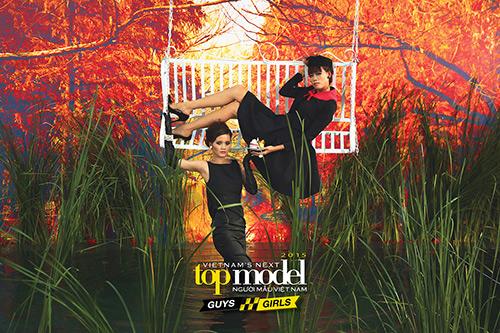 "vn next top model: on gioi, cac bo anh ""tham hoa"" da hoan toan bien mat! - 12"