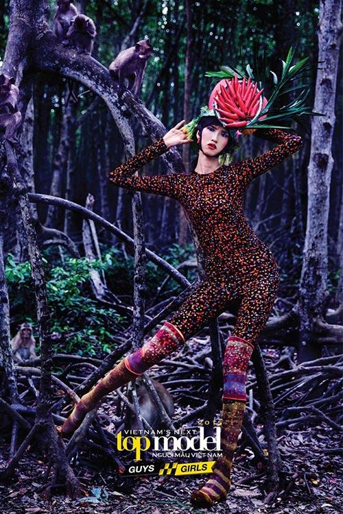 "vn next top model: on gioi, cac bo anh ""tham hoa"" da hoan toan bien mat! - 8"