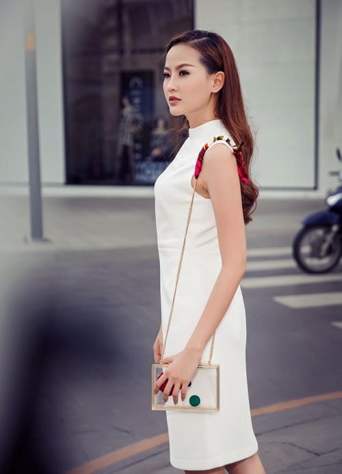 """thi sinh """"hien nhat the face"""" xuong pho sang chanh bat ngo - 4"""