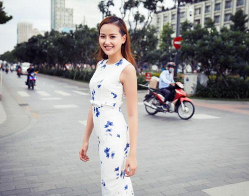 """thi sinh """"hien nhat the face"""" xuong pho sang chanh bat ngo - 6"""