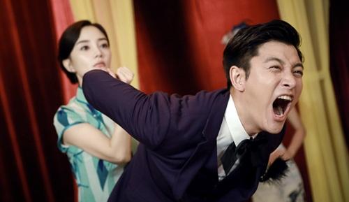 """vo chong ly tieu lo mang con gai den phim truong """"ba noi tro hanh dong"""" - 4"""
