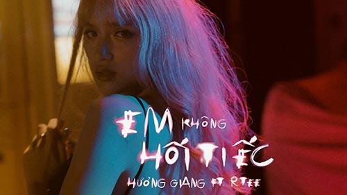 """bi """"so gay"""", huong giang idol cat 50% canh nong trong mv moi - 10"""
