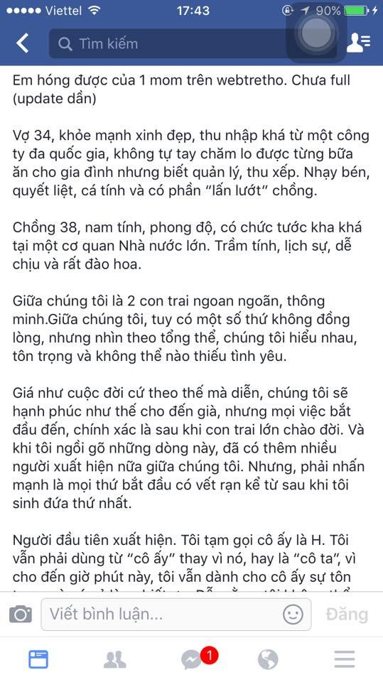cau chuyen ngoai tinh hot nhat mxh ma khong mot ai co the bo qua - 1