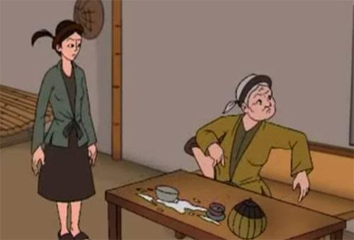 """nhung nang dau than kho vi ong ba """"ne"""" viec cham chau - 1"""