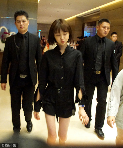 "phat hoang truoc doi chan ""suy dinh duong"" cua ""nang co"" trinh sang - 3"