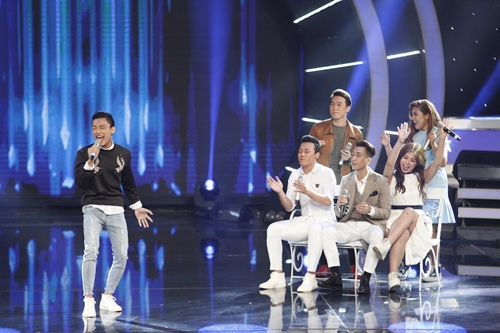 """vietnam idol: chang trai """"bun bo"""" khien giam khao tiec nuoi khi ra ve - 2"""