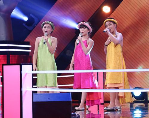 the voice kids: dong nhi cang thang doi dau noo phuoc thinh - 1