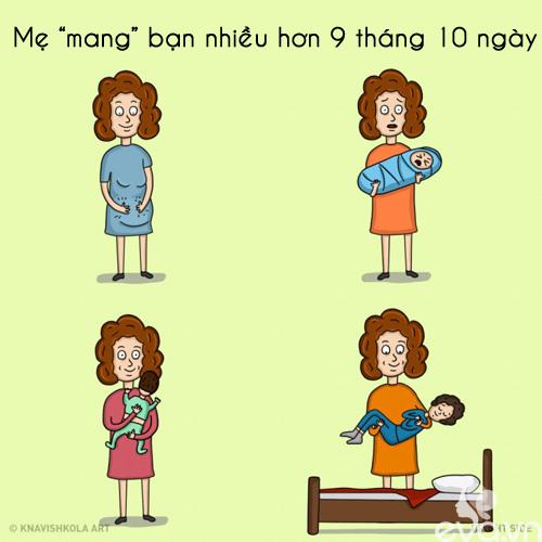 9 noi niem me khong bao gio noi ma con cai chang ai chiu hieu - 1