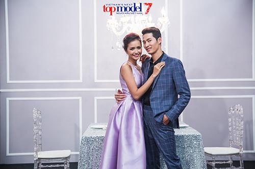 giam khao next top model dien sau hon ca thi sinh khi quay quang cao - 8