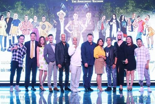 "kathy uyen lam host show co giai thuong ""khung"" nhat viet nam - 2"