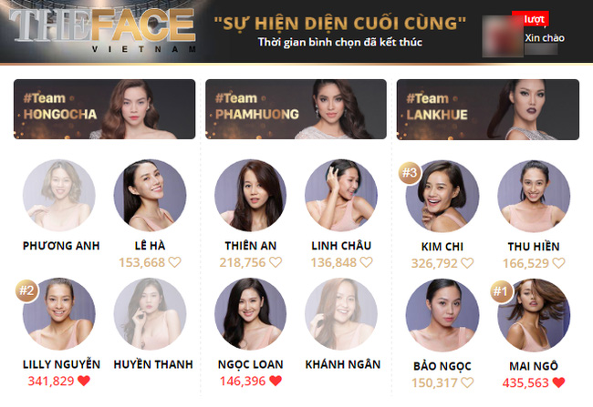 """the face viet nam: mai ngo da duoc cuu va san sang """"phuc thu"""" - 2"""