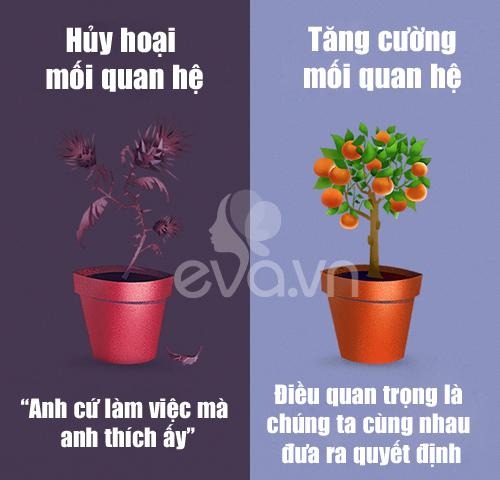 vo chong hanh phuc hay cai va doi khi chi vi 1 cau noi - 1