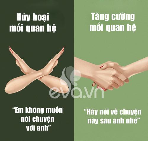vo chong hanh phuc hay cai va doi khi chi vi 1 cau noi - 2