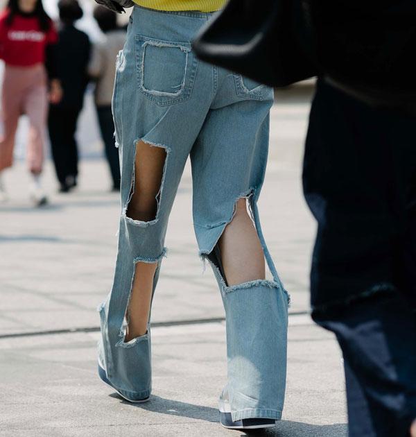 1001 kieu quan jeans khong ai nghi co the ton tai tren doi - 8