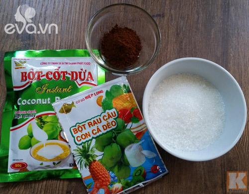 Bánh Trung thu rau câu vị cacao thanh mát-1