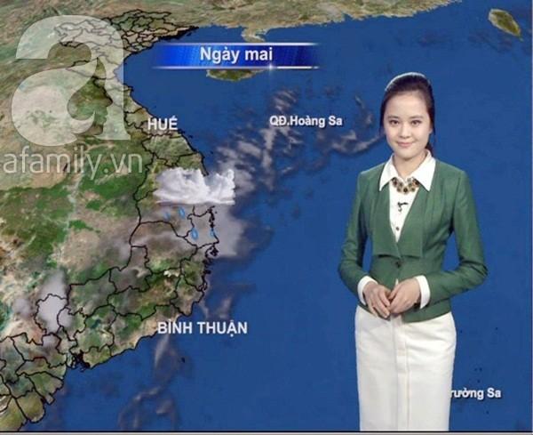 MC dự báo thời tiết Việt Nam và quốc tế khác nhau một trời một vực-16